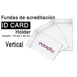 Fundas de acreditación - Id card holder